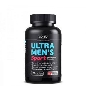 VP Laboratory: Ultra Men's Multivitamin Formula (180 капс)