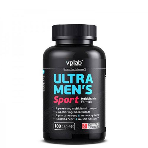 VP Laboratory: Ultra Men's Multivitamin Formula (180 капс)