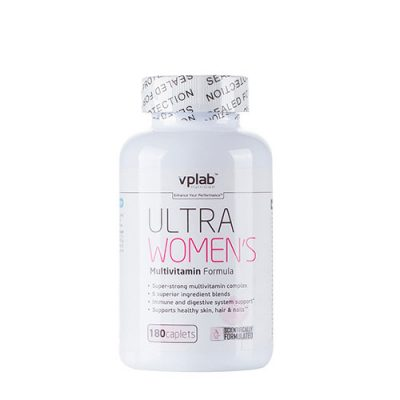VP Laboratory: Ultra Women's Multivitamin Formula (180 капс)