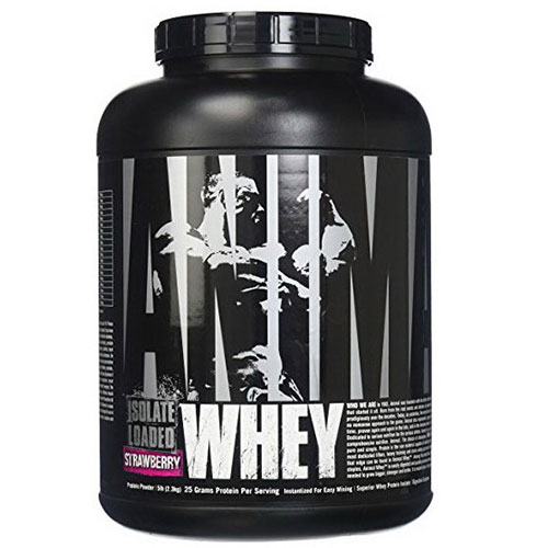 Universal Nutrition: Animal Whey (2270 г, 70 порций)