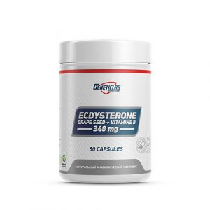 Geneticlab: Ecdysterone (60 капс)