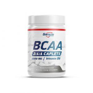 Geneticlab: BCAA 2:1:1 caplets (90 капс)