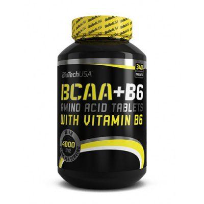 BioTechUSA: BCAA+B6 (340 таб)