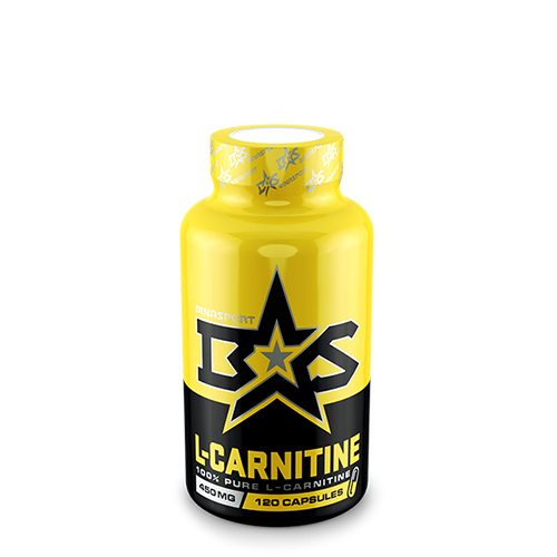 BinaSport: L-Carnitine 450 mg (120 капс)