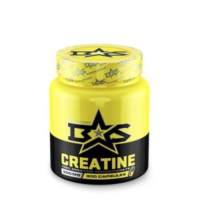 BS Creatine 500mg 300caps