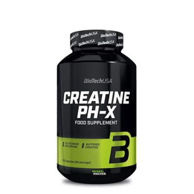 BioTechUSA: Creatine PH-X (210 капс)