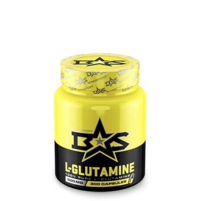 BinaSport: L-Glutamine (300 таб)
