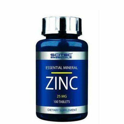 Scitec: Zinc (100 tab)