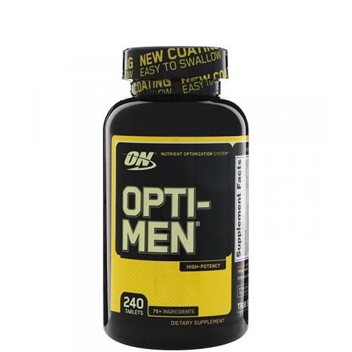 Optimum: Opti-Men (240 капсул, 80 порций)