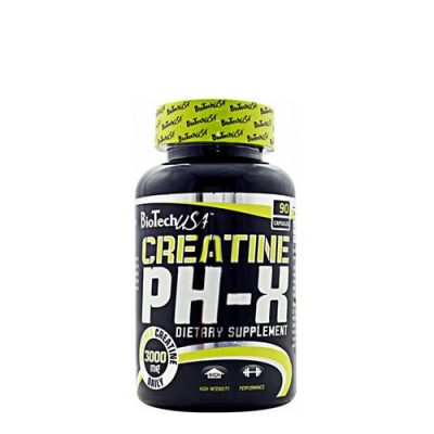 BioTechUSA: Creatine PH-X (90 капс)