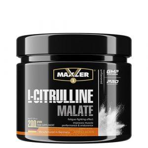 Maxler: L-Citrulline Malate (200 гр)
