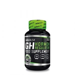 BioTech Hormon Regulator 120 caps