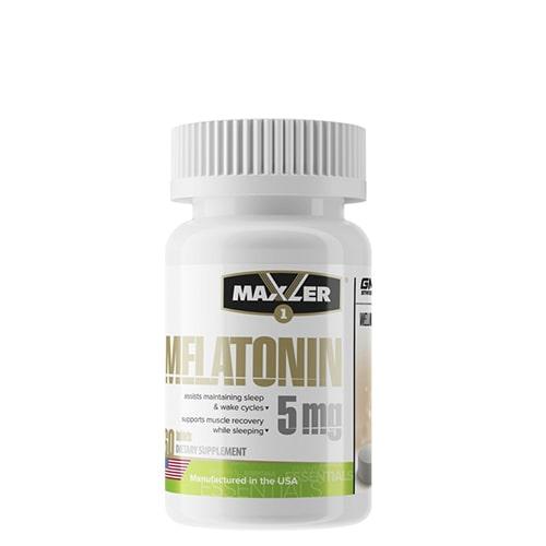 Maxler: Melatonin Fast Sleep 5 мг (60 таб)