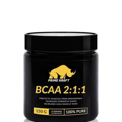 PrimeKraft BCAA 2:1:1 150 g