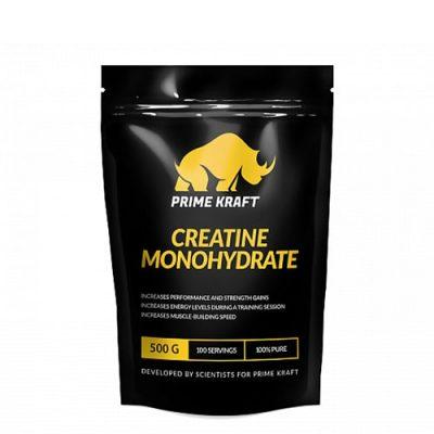 PrimeKraft Creatine Monohydrate 100% 500 g