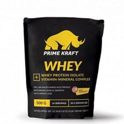 PrimeKraft Whey 500 g