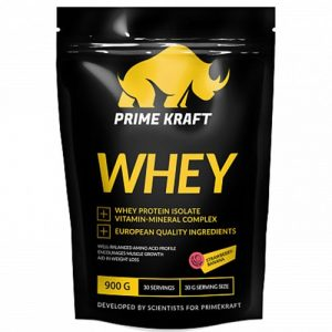 PrimeKraft: Whey (900 гр)