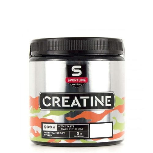 SportLine Creatine with Transport System 500 g