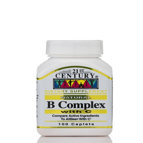 21st Century B Complex 100 tab