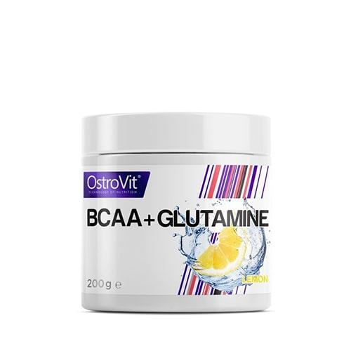 OstroVit BCAA + Glutamine 200 g