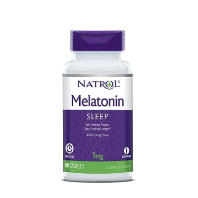 Natrol Melatonin 1 mg 90 caps