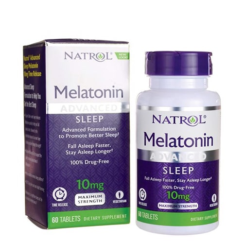 Natrol Melatonin 10mg 60 caps