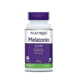 Natrol Melatonin 3mg 100 caps