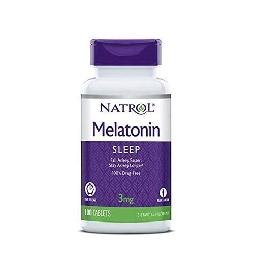 Natrol Melatonin 3mg 100 caps