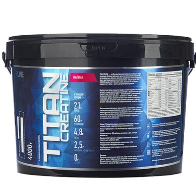 Rline: Titan creatine (4000 гр)