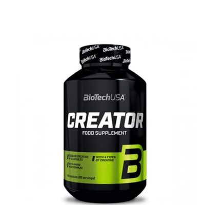 BioTechUSA: CreaTor (120 капс)