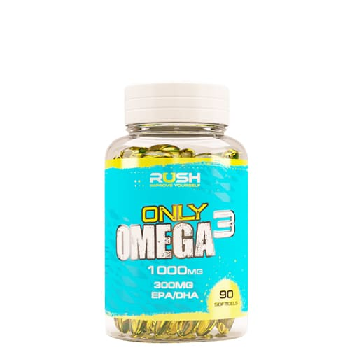 Rush: Omega 3 (90 капс)