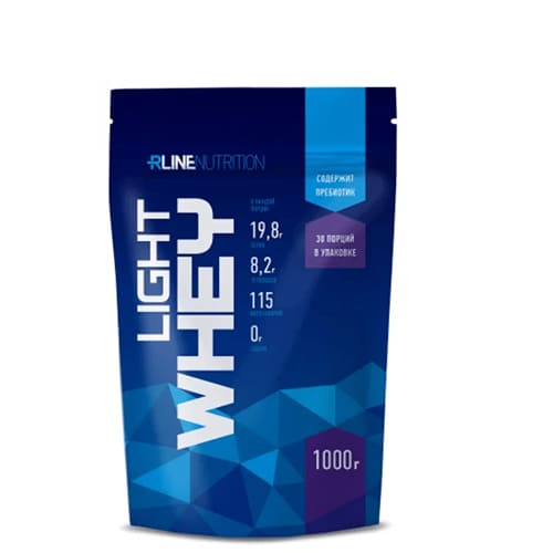 Rline: Light WHEY (1000 гр)