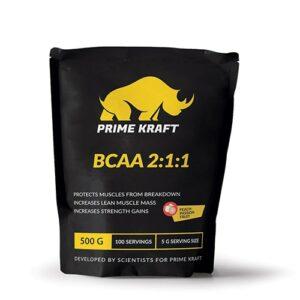 PrimeKraft: BCAA 2:1:1 (500 гр)