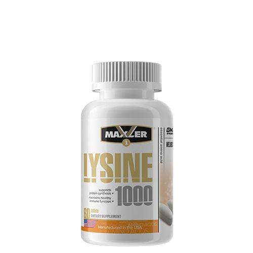Maxler: Lysine 1000 (60 таб)