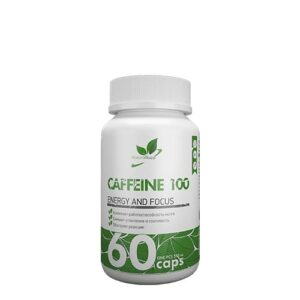 Natural Supp: Caffeine (60 капс)