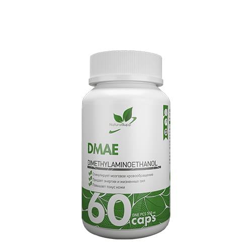 Natural Supp: DMAE (60 капс)