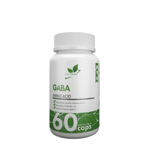 Natural Supp: Gaba (60 капс)