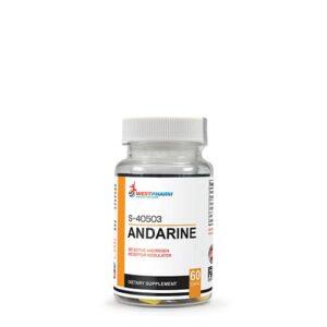 WestPharm: Andarine (S-40503) (60 капс)