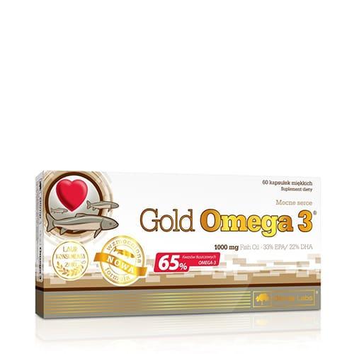 OLIMP: Gold Omega-3 1000 мг (60 капс)