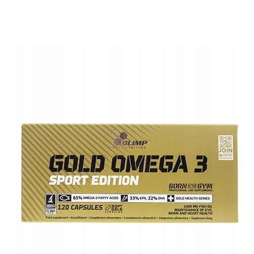 OLIMP: Gold Omega-3 (120 капс)