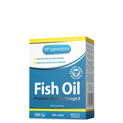 VP Laboratory: Fish Oil (60 порц)