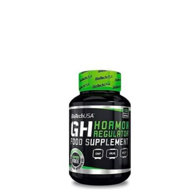 BioTechUSA: GH Hormone Regulator (120 капс)