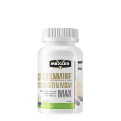 Maxler: Glucosamine Chondroitin MSM MAX (90 таб, 30 порций)