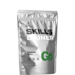 Skills: Gainer (2000 гр)