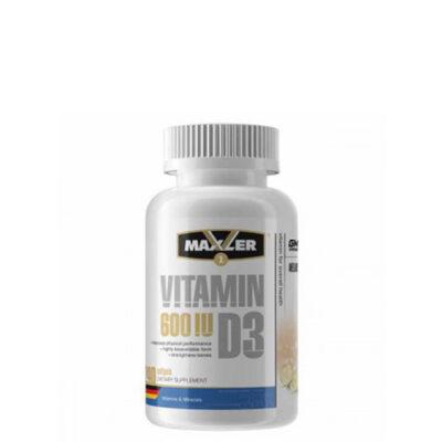 Maxler: Vitamin D3 (240 таб)