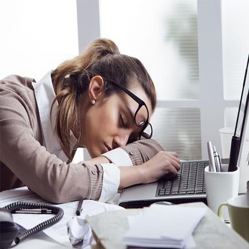 Хроническая усталость. Причины