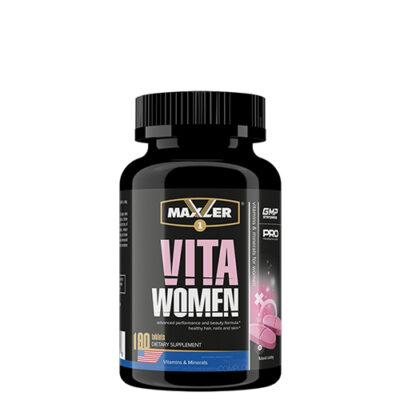 Maxler: VitaWomen (180 таб, 90 порций)