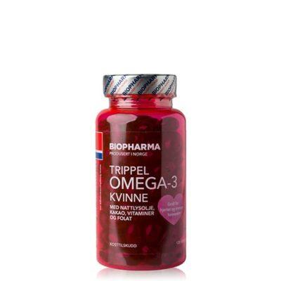 Biopharma: Omega-3 K-2 (120 капс)
