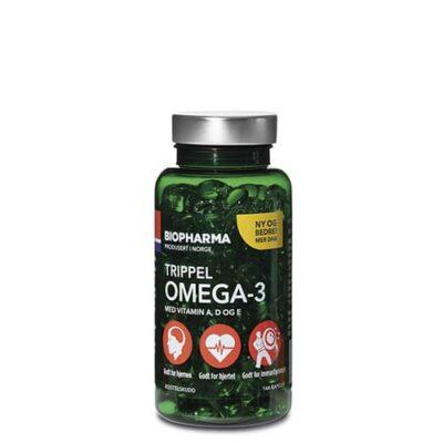 Biopharma: Omega-3 (144 капс)