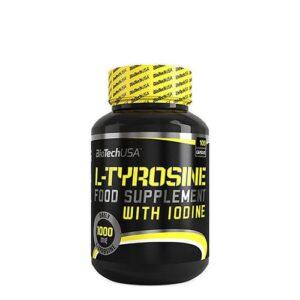 BioTechUSA: L-Tyrosine (100 капс)